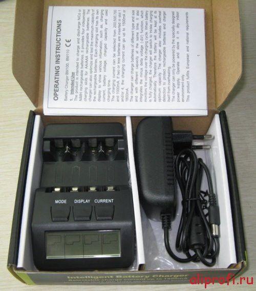 Зарядное устройство bm110 инструкция на русском