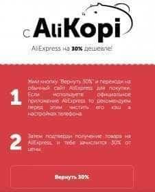 AliKopi отзывы