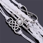 Многослойный модный браслет на али