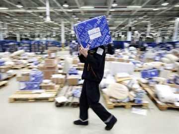 Можно ли забрать посылку из сортировочного центра Почты России?