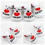 Носочки для младенцев