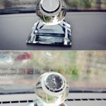 Освежитель воздуха для авто с часами на али