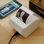 Принтер для мгновенной печать фото с телефона на али
