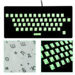 Защитные наклейки на клавиатуру