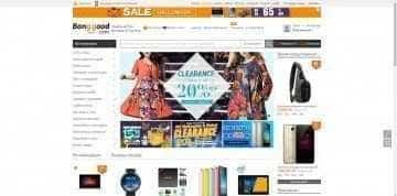 banggood-com купить китайский телефон дёшево в интернет магазине