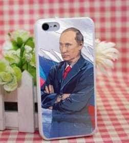 чехол для iphone 6 с Путиным