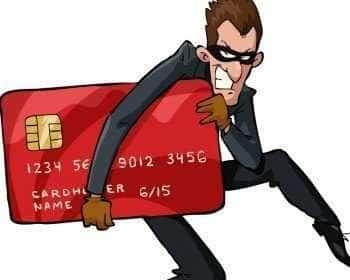 Хакер ворует деньги с карты