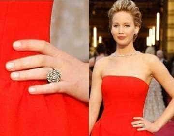 Цвет лака под красное платье