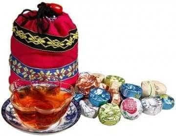чай пуэр алиэкспресс