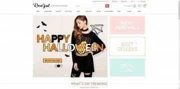 rosegal-com китайский магазин одежды
