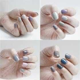 Цвет лака для коротких ногтей