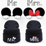 шапка для ребенка мисс и мистер