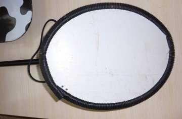 защита катушки металлоискателя